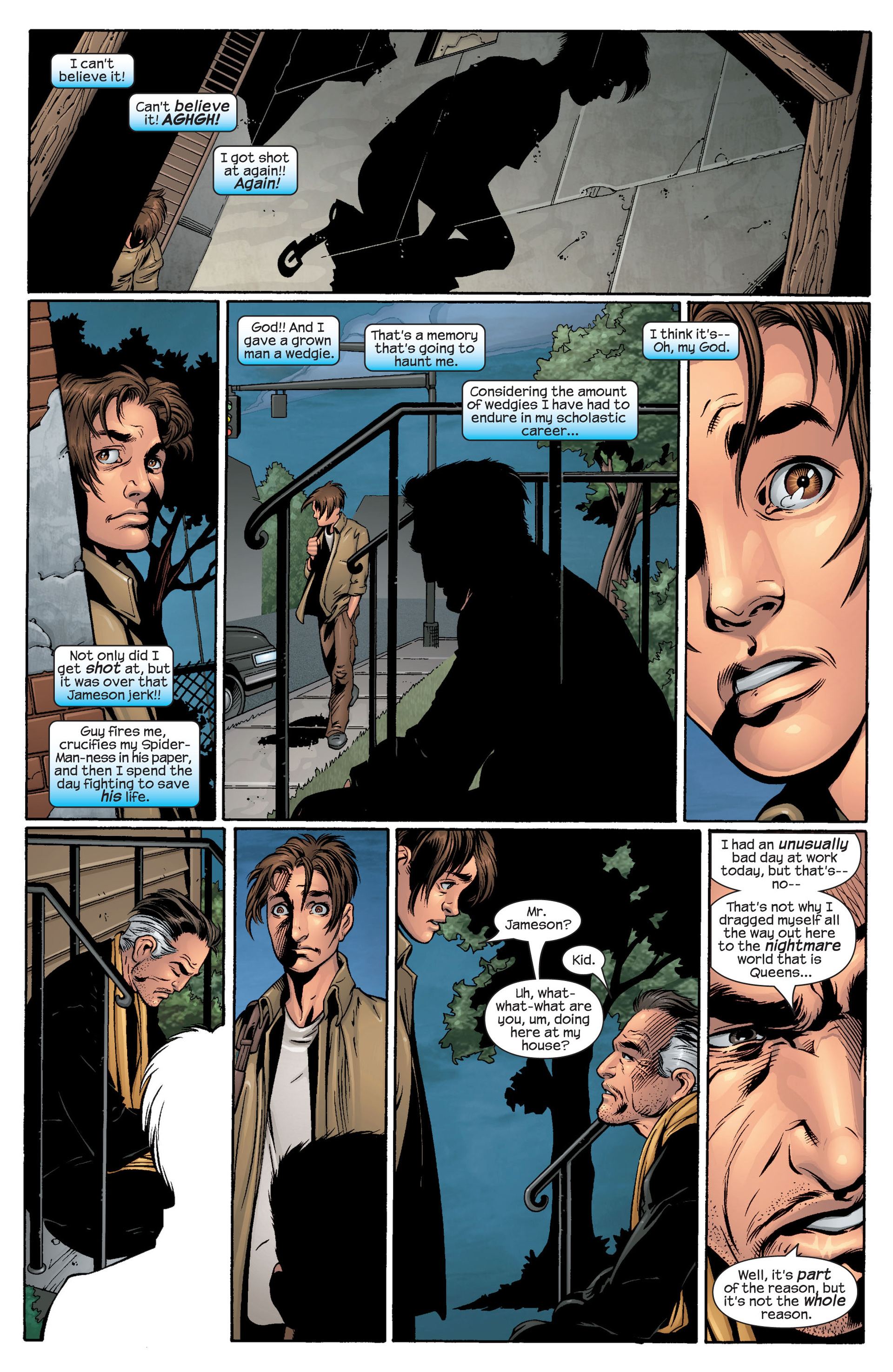 Read online Ultimate Spider-Man (2000) comic -  Issue #49 - 18