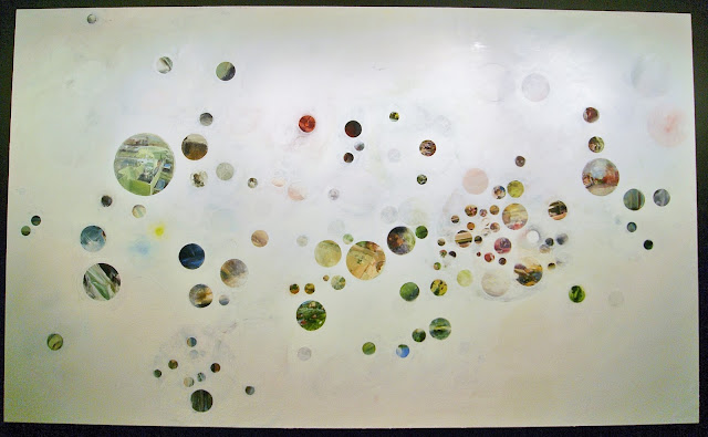 Howard Podeswa: A Brief History Exhibition at Koffler Gallery in Toronto, Exhibit, Ontario, Canada, Culture, Art, ArtMatters, Painting, The Purple Scarf, MelaniePs, Heaven