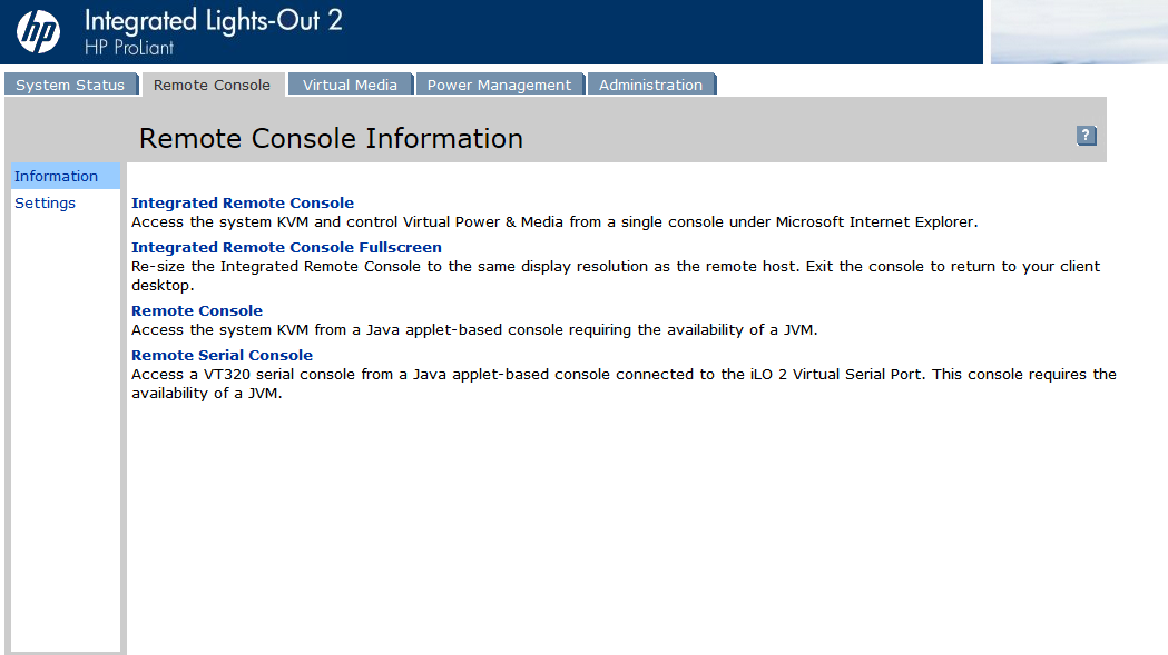 Hp Ilo 2 Remote Serial Console - xsonaraffiliate
