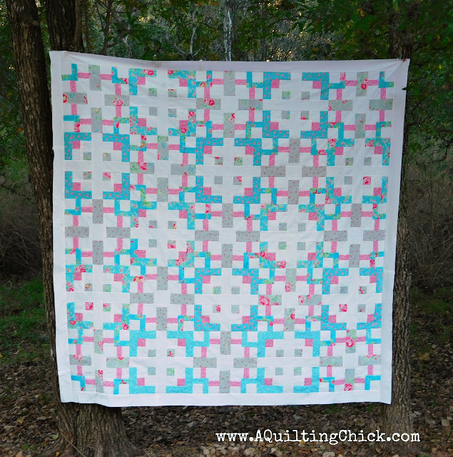 A Quilting Chick - Spring's Awakening
