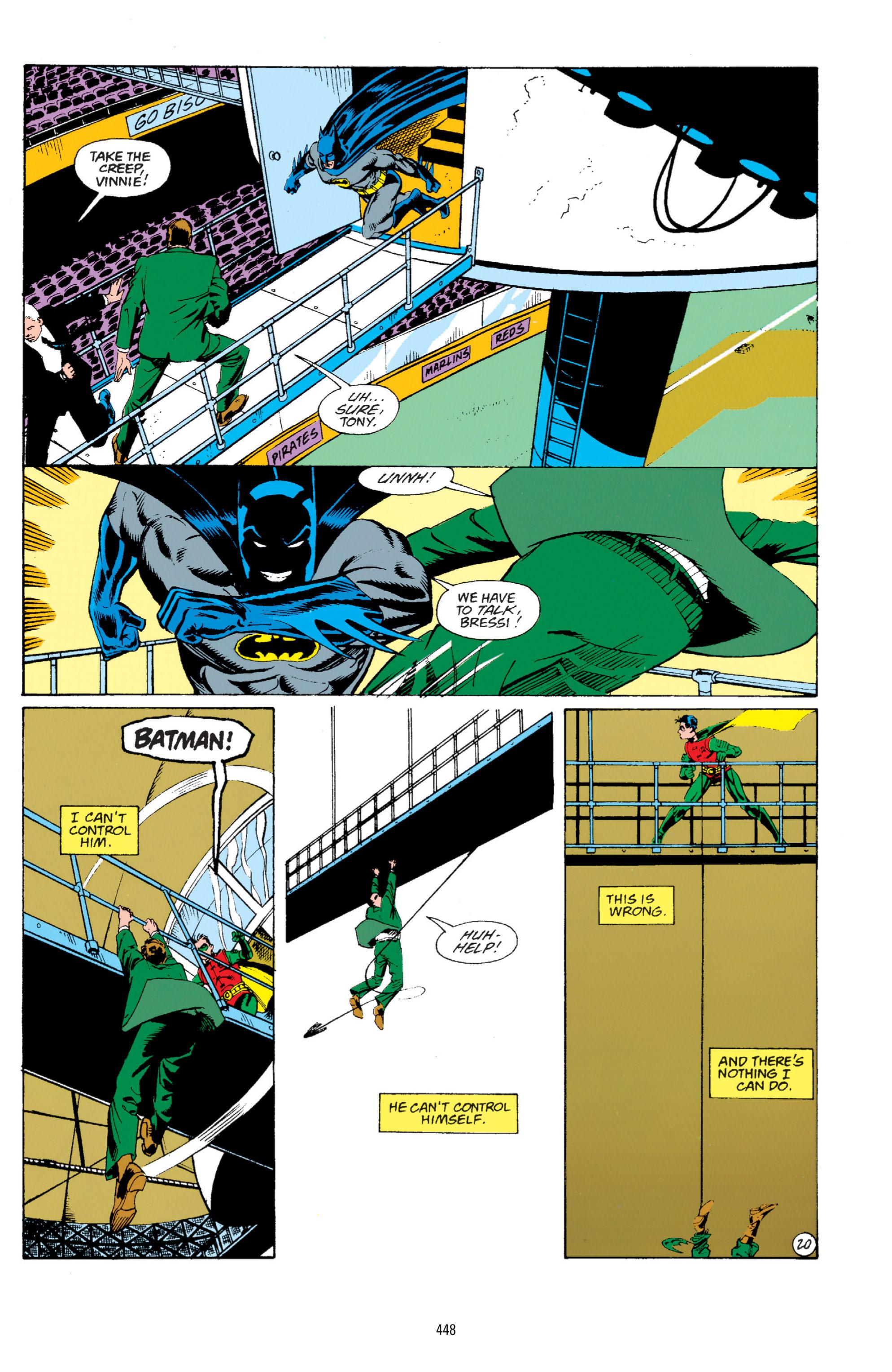 Detective Comics (1937) 665 Page 19