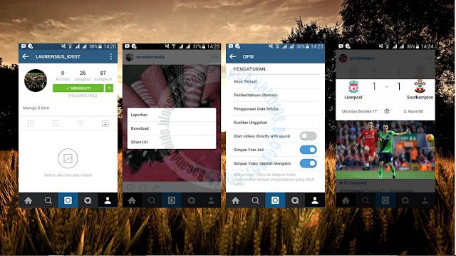 Instagram+ Plus V7.16 Mod Full Fitur(Save Foto/View Foto Profile) New