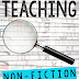 Tips for Teaching Text Structure for Nonfiction