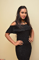 South Actress Amulya in short black dress at Kalamandir Foundation 7th anniversary Celebrations ~  Actress Galleries 020.JPG