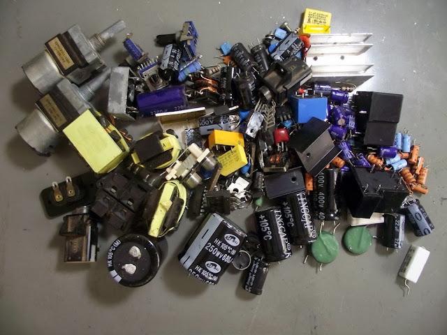 Componentes eletronicos