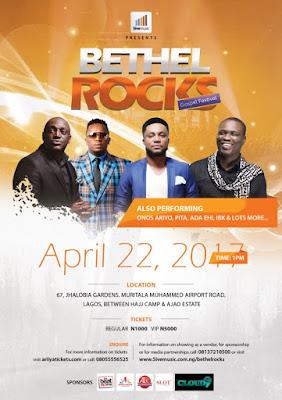 The Bethel Rocks Gospel Festival 2017