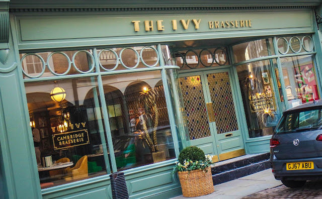 The Ivy Brasserie, Cambridge