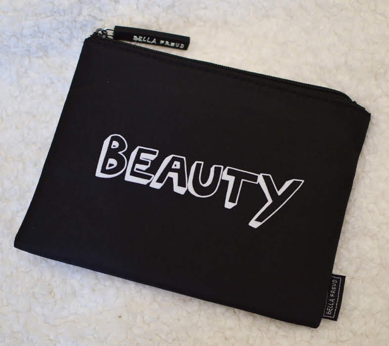 Bella Freud Makeup Bag