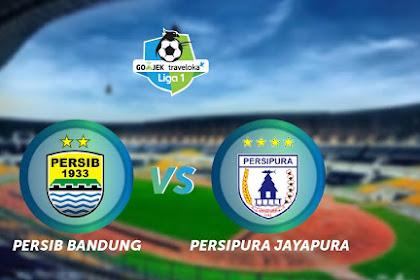 Jadwal Pertandingan Persib Bandung Melawan Persipura Jayapura Jangan Sampai Terlewatkan
