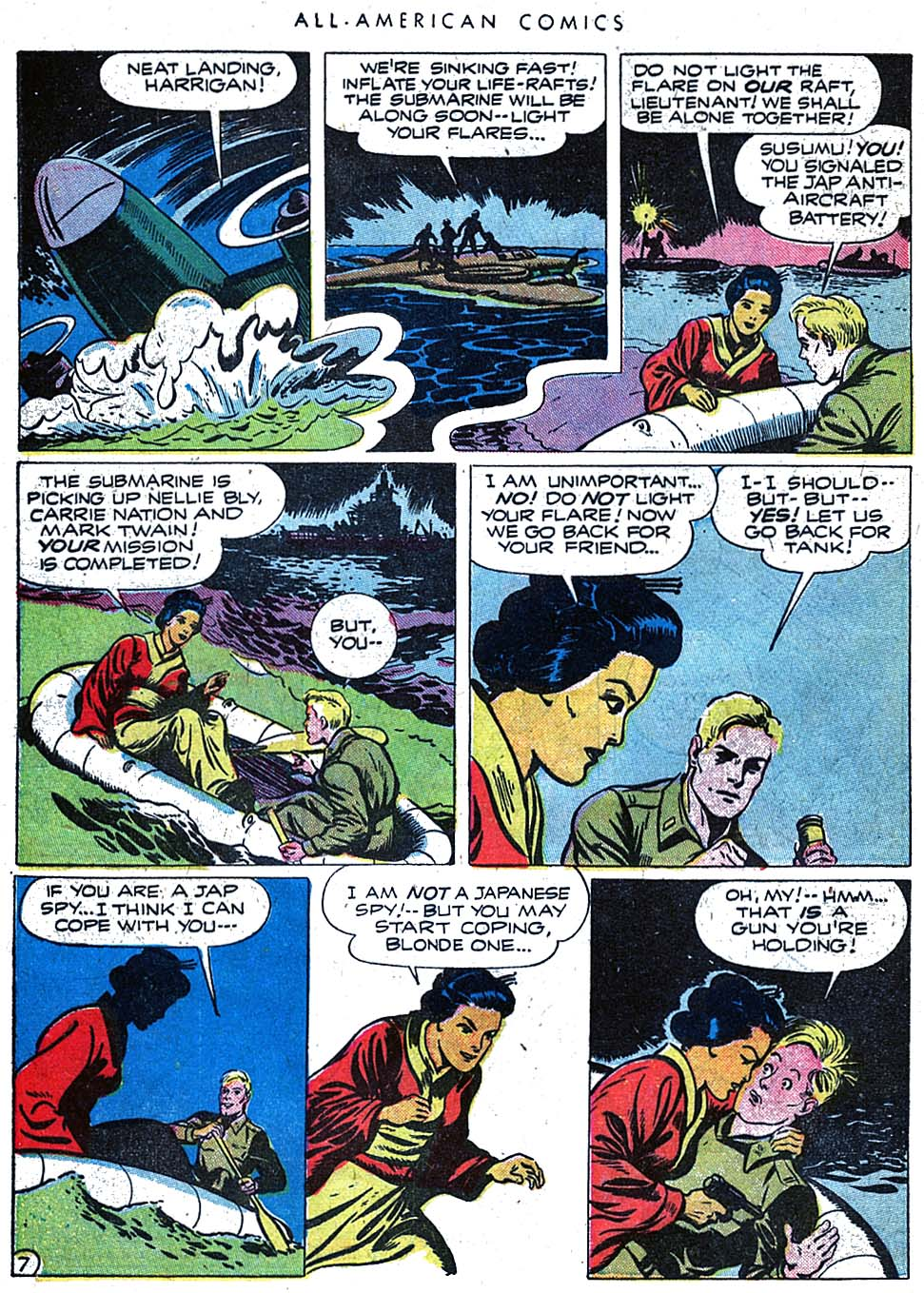 Read online All-American Comics (1939) comic -  Issue #63 - 48