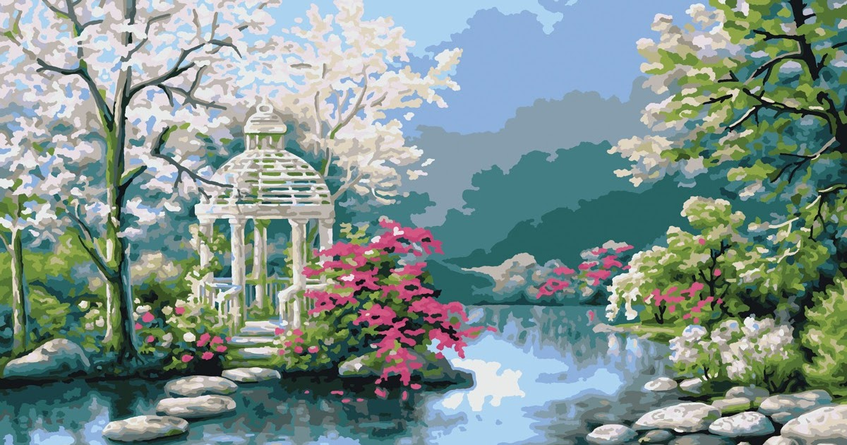 Love Your Place: Peaceful Japanese Gardens