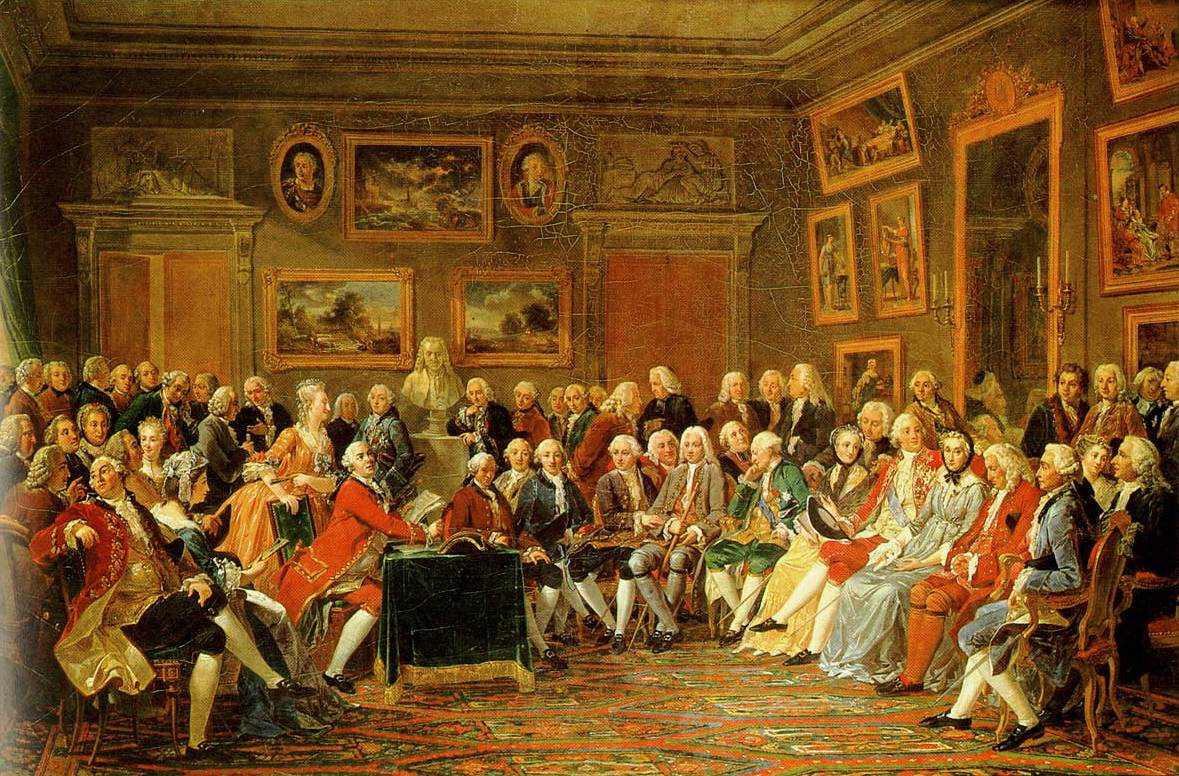 Literature Of The Enlightenment Era For Credit The Big