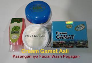 Cream Perawatan Wajah Gamat Gold