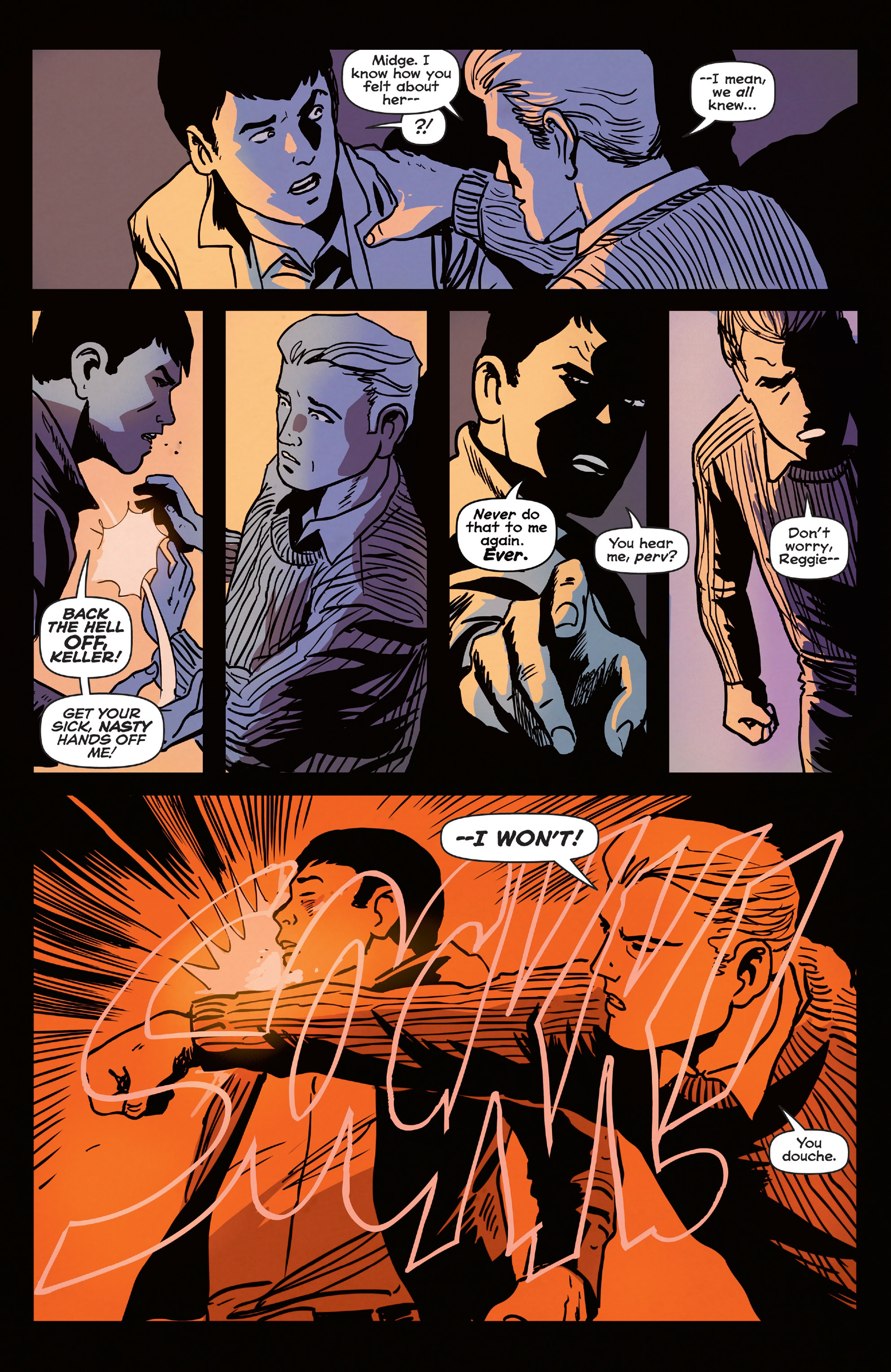 Read online Afterlife with Archie comic -  Issue #5 - 10