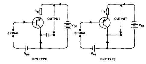 COMMON COLLECTOR CONFIGURATION OF A TRANSISTOR