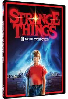 DVD Review - Strange Things: 11 Movie Collection