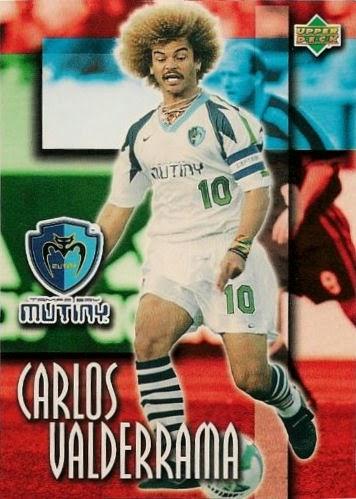 Lalas Meola 1999 Upper Deck MLS Sporting Kansas City Wizards Team Set 6 Cards