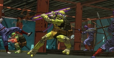Teenage Mutant Ninja Turtles In Manhattan Full Codex