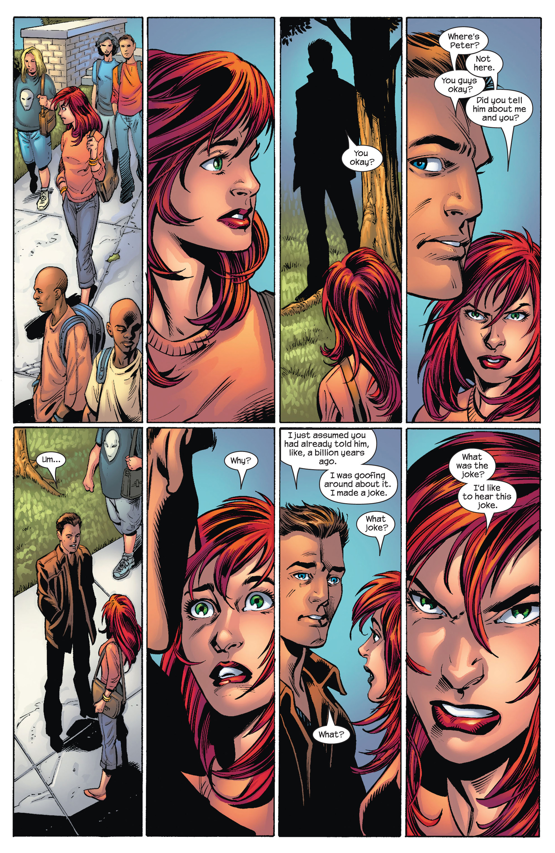 Read online Ultimate Spider-Man (2000) comic -  Issue #74 - 10
