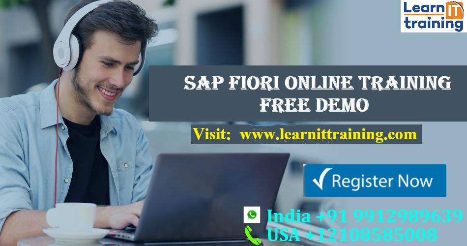 Fiori Online.Sap Fiori Online Training Sap Fiori Architecture Concepts Sap