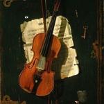 'El violí vell (John Frederick Peto)'