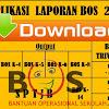 Aplikasi Laporan Bos Format K-3, K-4, K-5, K-6, K-8