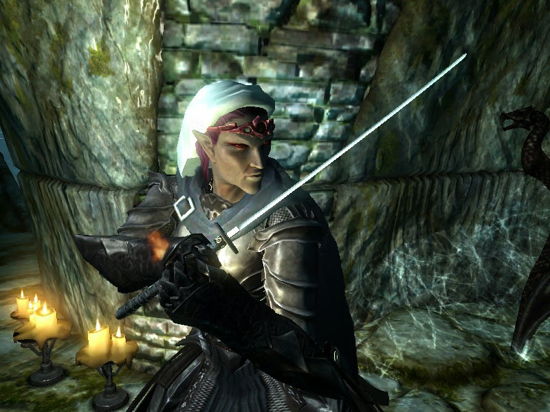 A Time Lord In Skyrim 2013