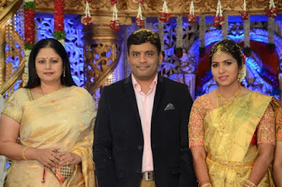 actress-jayasudha-siva-nageswara-rao-daughter-wedding-reception