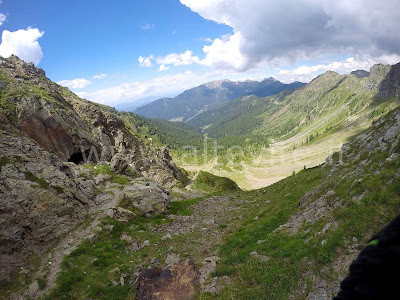 Alta Val Cava - Gronlait - MTB - Lagorai