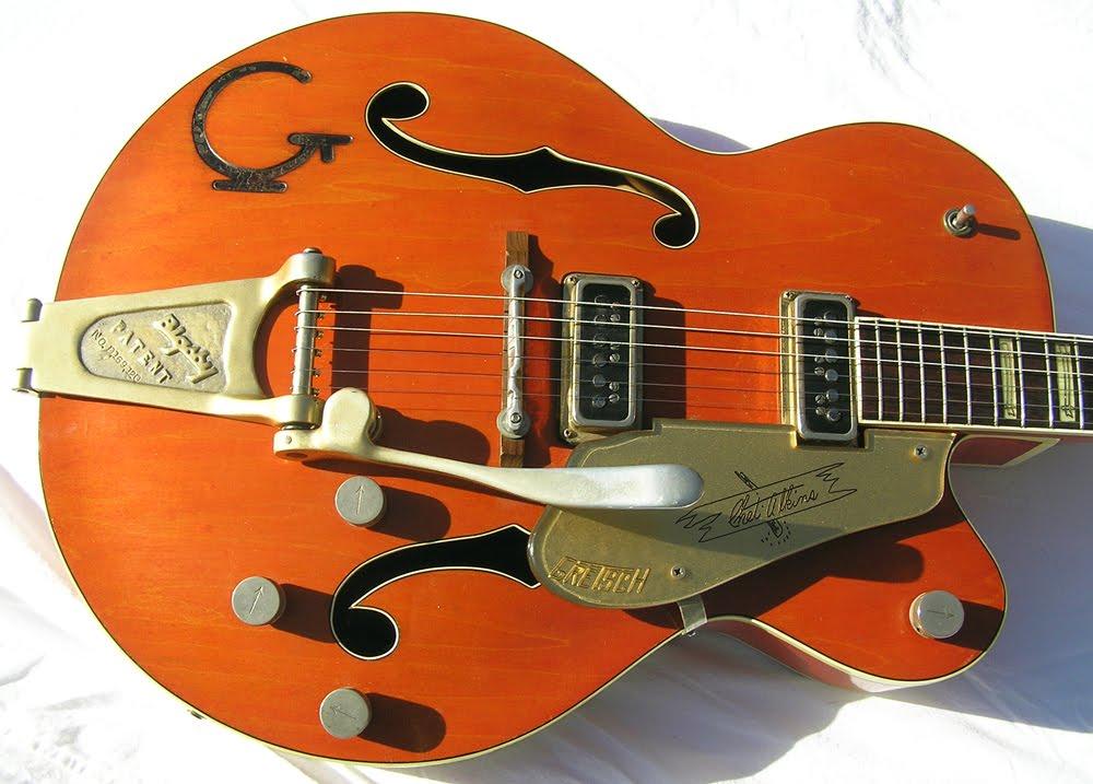 vintage guitarz 1955 gretsch chet atkins 6120. Black Bedroom Furniture Sets. Home Design Ideas