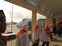 Empat Jamaah Calon Haji Kloter 4 Batam Tunda Berangkat Ke Arab Saudi