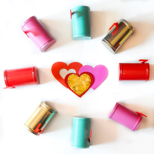 3 Easy Preschool Valentines Activities, Target Mailboxes and Hearts and Sugar Cookies