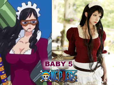 Baby 5 One Piece