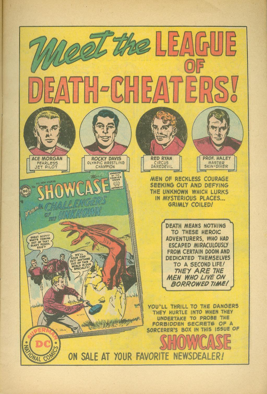 Strange Adventures (1950) issue 76 - Page 9