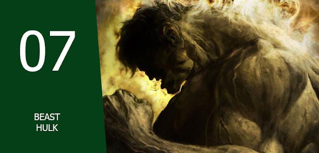 beast hulk adalah