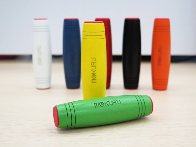 MOKURU - the latest Fidget Toy - a Giveaway