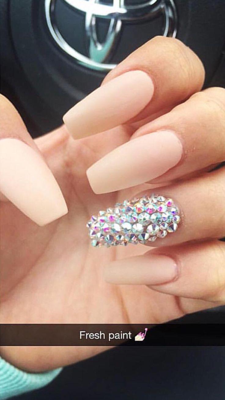 Diamond Nails!