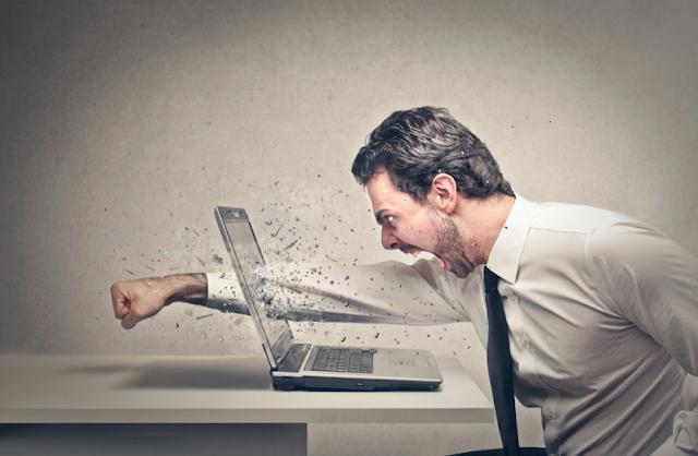 9 نصائح لتهدئة غضبك
