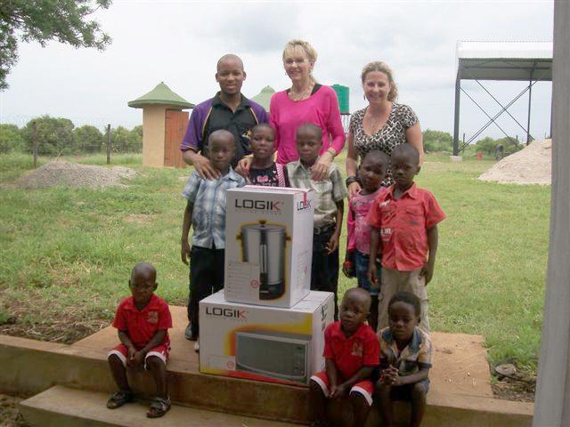 iZulu Orphan Project - Hollywoodbets Empangeni donation