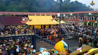 Sabarimala Temple Opening Dates 2016