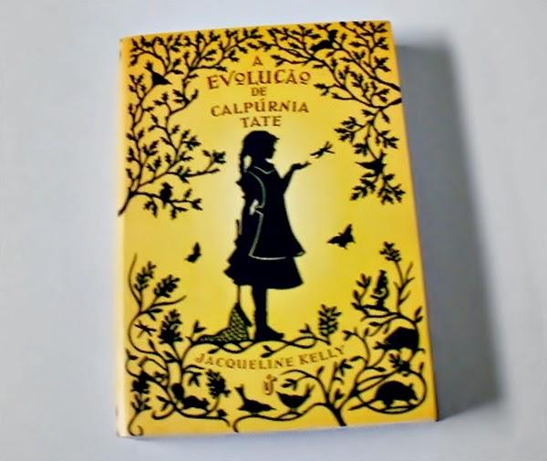 livro, capa, sinopse, A Evolução de Calpúrnia Tate, Jacqueline Kelly