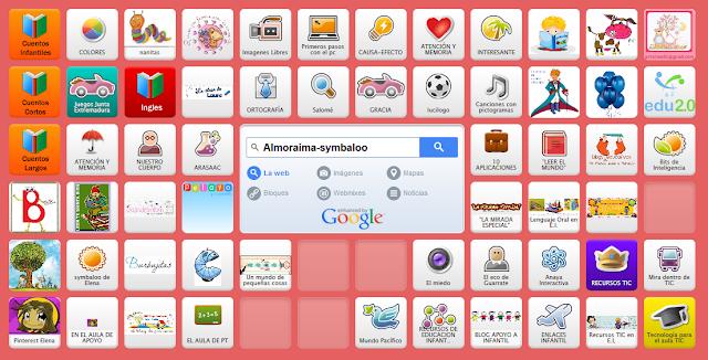 Compartir Symbaloo♥:Jugando a aprenderWebmixhttps://www.symbaloo.com/mix/jugandoaaprender via @symbaloo