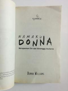 Namaku Donna: Melepaskan Diri dari Belenggu Autisme
