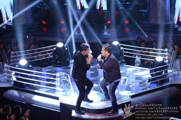 Nino Alejandro wins The Battles vs Karl Tanhuenco on 'The Voice PH'
