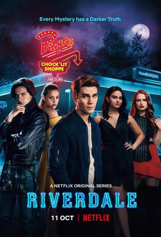 Assistir SERIE Baixar Riverdale 3X6 | Riverdale S03E06 via Torrent Dublado 720p 1080p BluRay Legendado Online Download