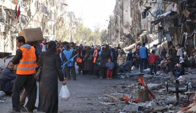 Alami Blokade 1000 Hari Lebih, Kesehatan Pengungsi Palestina di Yarmuk Memburuk