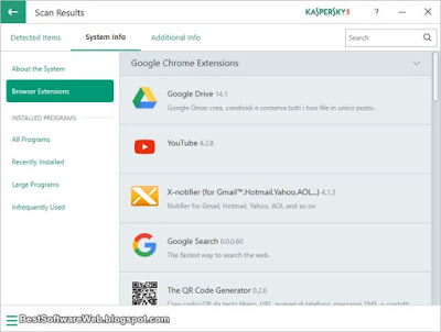 Download Kaspersky System Checker Free Full Setup, Kaspersky System Checker Review