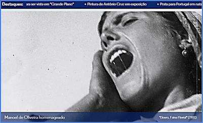 Homenagem a Manoel de Oliveira