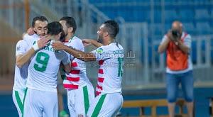 مولودية الجزائر يحقق الفوز الصعب علي فريق  إتحاد الجزائر في الدوري الجزائري