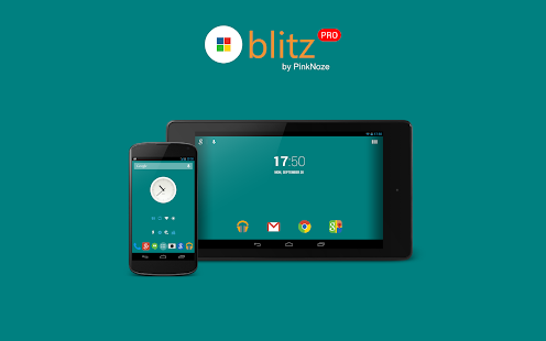 Blitz PRO Icon Pack 2.7.0 For Android